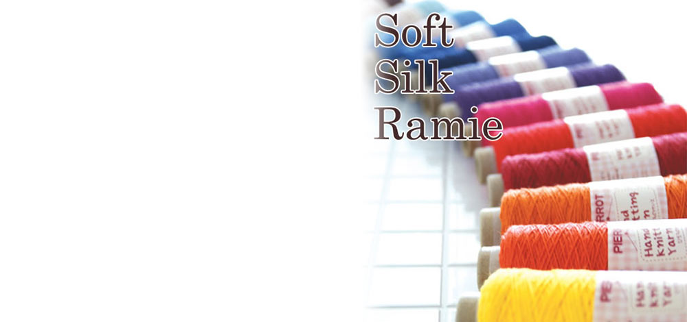 Pierrot Soft Silk Ramie